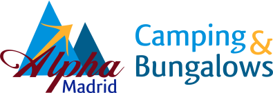Bungalows Camping Alpha Madrid
